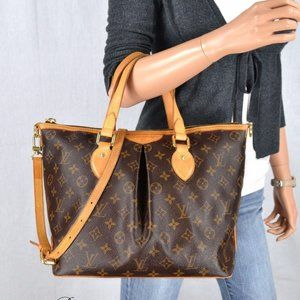 Louis Vuitton Palermo PM Monogram Satchel